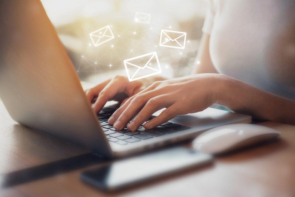 Email sammmeln