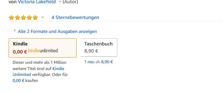 Preis eines eBooks ändern