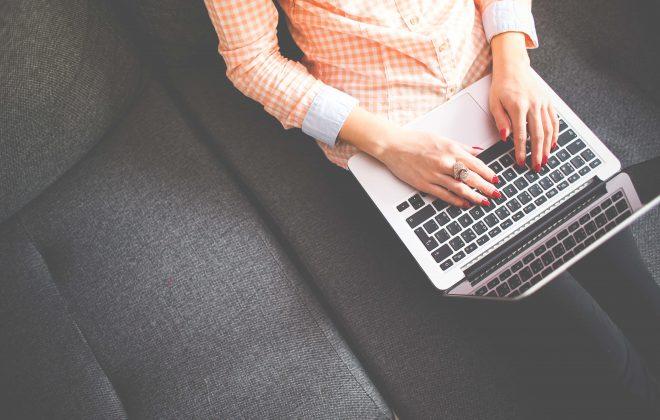 Blogbanner für einen Autoren Artikel