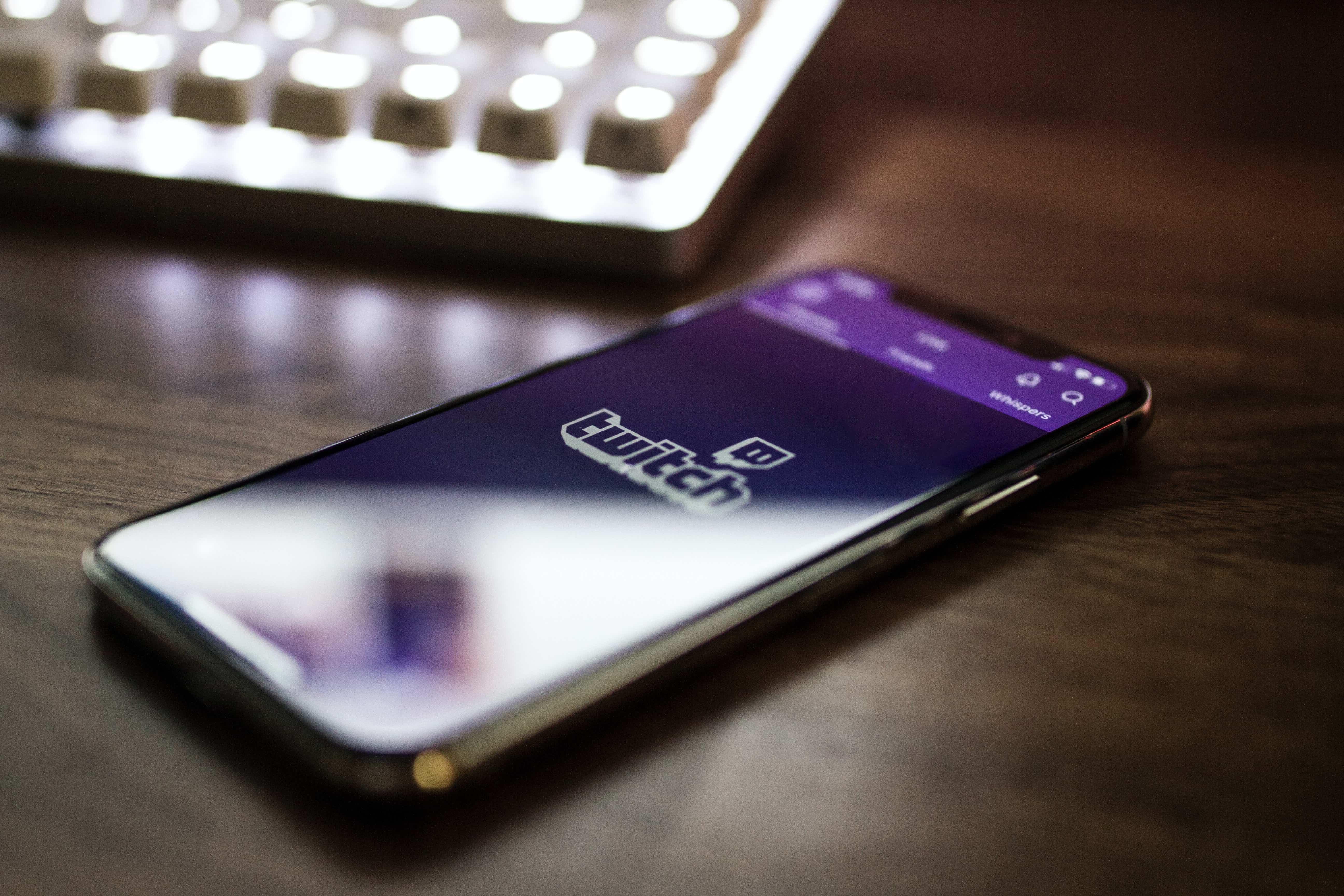 Twitch Livestream Plattform