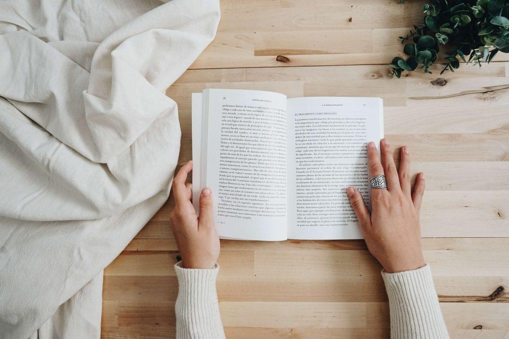 Optimieren Sie die letzte Seite Ihres Buches
