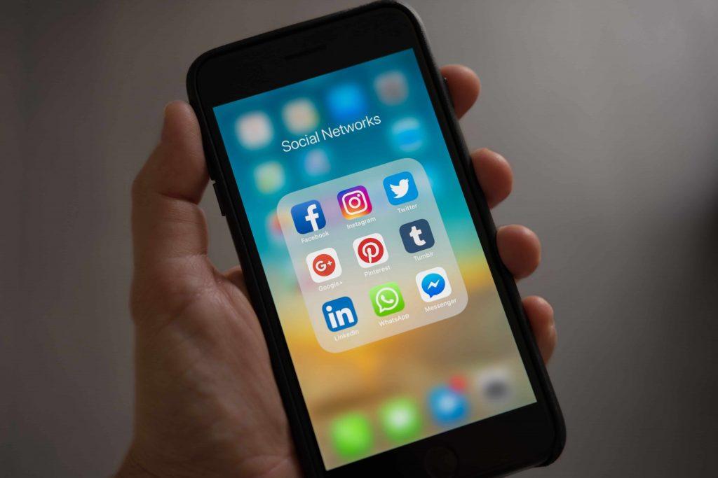 Bilder für Social Media Plattformen